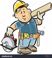 Carpenter with over 25 Years of Experience