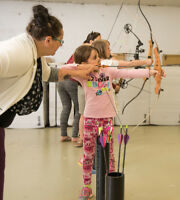 Beginner Archery Lessons  *LAST CHANCE* Tuesdays 6-7 $65