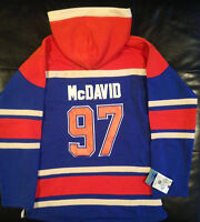 Connar Mcdavid Hoody and Jersey Brand New With Tags!!