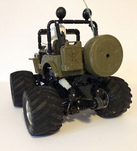 REDUCED Tamiya RC Wild Willy II Jeep 1/10th scale St. John's Newfoundland image 3