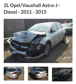 2.0 Astra J Breaking 407 x parts still available @ LiveCarBR com