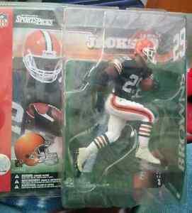 NFL James Jackson Figurine