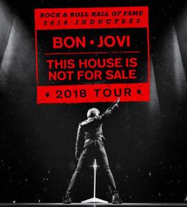 ★★Bon Jovi  ★★Canadian Tire Centre, MON May 7  7:30PM