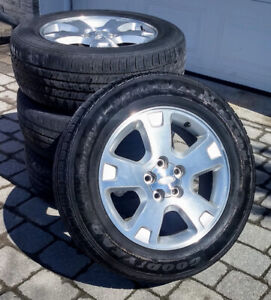 Roues 17'' Ford Freestyle