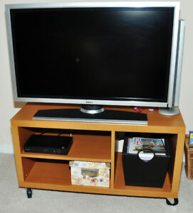 HEAVY DUTY TELEVISION STAND / SHELVING UNIT FOR SALE IN CAMROSE