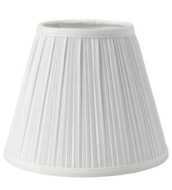IKEA 33cm MYRHULT white lamp shade