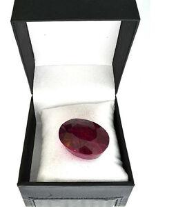 419.65CT Oval Cut Ruby Gemstone