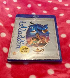 Aladdin Blu Ray Diamond Edition
