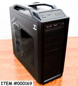NÉGO - Ordinateur PC Gaming Custom Build/ AMD Phenom II X4 3 GHz