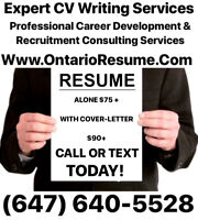 Professional Resume Writing Services - Please Call/Text