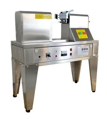 Ss Ultrasonic Automatic Plastic Tube Sealer Toothpaste Packaging Machine 220v