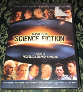Masters of Science Fiction DVD Anthology Tv Series Complete NEW