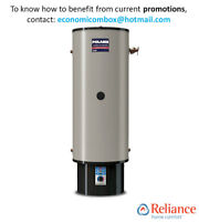 Top branded Rental Energy-efficient Water Heaters - PROMOTIONS!