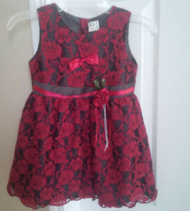 Girls Party Dresses (Ages 3-6)