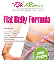Your 30 Day Flat Belly Formula!