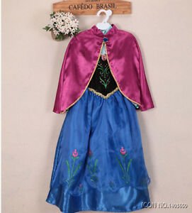 costume  ANNA taille 2 /3ans