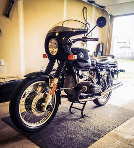 BMW 1977 R100S Motorcycle