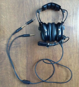 Noise Cancelation Aviation Headset For Sale