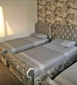 **SALE** BRAND NEW CHESTERFIELD BEDS AND MATTRESS+FREE DELIVERY🚚 ◾