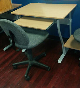 Various School furniture and equipment