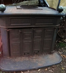 WOOD STOVE..NEED GONE ASAP