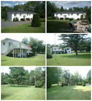 Charters Sett: 5 beds, 2.5 baths, basement apartment, 1.2 acres
