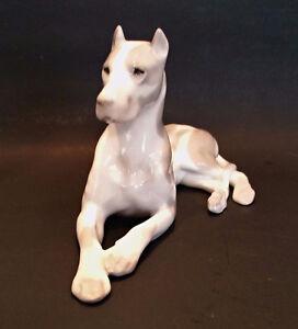 Losomonov USSR Great Dane Porcelain Figurine Peterborough Peterborough Area image 1