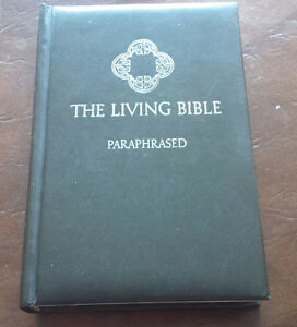 The Living Bible, Paraphrased, 1973