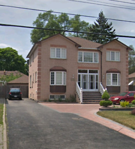 Detached 2-Story Luxurious Toronto Home!