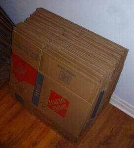 Moving boxes (small)