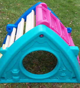 Fisher Price Triangle Mountain Climber - VINTAGE