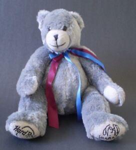 Hard Rock Cafe John Lennon Imagine Limited Edition Plush Bear
