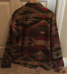 American Eagle Flannel Jacket London Ontario image 2