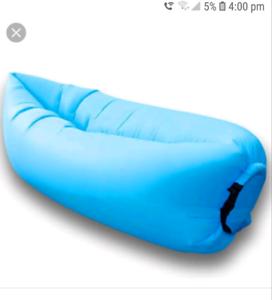 Air bag lounger