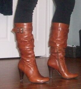 ALDO Leather Boots For Sale (Size 8)