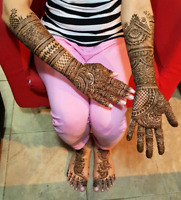 Bridal Mehendi / Henna in Brampton and Mississauga