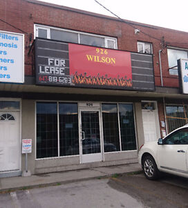 commercial / retail / office / storefront for lease - TMI includ