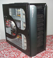 AMD FX-6100 Six Core 3.5Ghz at 4Ghz. 8GB RAM. 120GB SSD. Deliver
