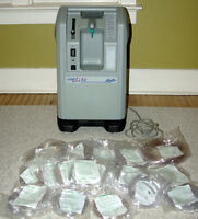 Oxygen Concentrator, (Airsep Newlife Elite)