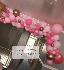 Party decorator/balloon decorations/event decor/backdrop/birthday part