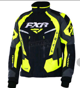 Looking for fast or adrenaline fxr jacket