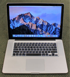 APPLE MACBOOK PRO (Core i7@ 2.0Ghz/4GB/500GB)