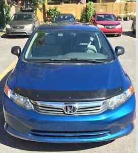 2012 Honda Civic Berline - 93000 km - très bon état - montréal