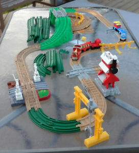 Trains, Tracks and accessories