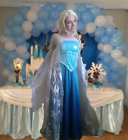 THE COMPLETE QUEEN ELSA BIRTHDAY PARTY EXPERIENCE!