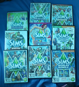 Sims games
