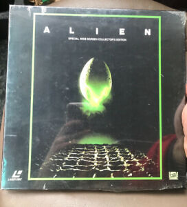 Alien Special Wide Screen Collector's Edition Laserdisc (sealed)