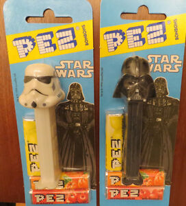 STAR WARS PEZ DISPENSORS Kitchener / Waterloo Kitchener Area image 1