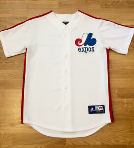 Majestic Montreal Expos Cooperstown Collection Jersey