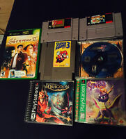 Games: Zelda, Shenmue 2, Legend of Dragoon and more